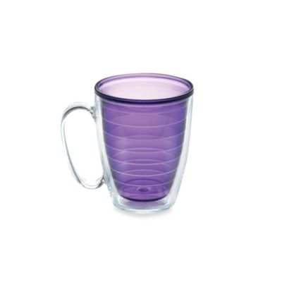 Tervis® Colored 15-Ounce Mug in Amethyst
