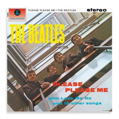 The Beatles, Please, Please Me Vinyl Album
