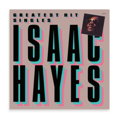 Isaac Hayes, Greatest Hits Singles Vinyl Album