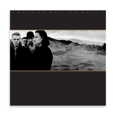 U2, The Joshua Tree 20th Anniversary 2LP Vinyl Album