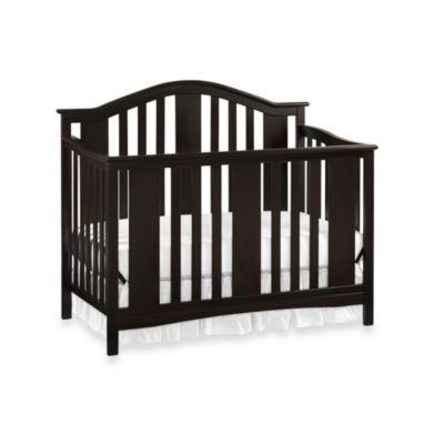 Nursery 101 Reese Convertible Crib in Dark Espresso