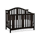La Jobi Reese Convertible Crib in Dark Espresso