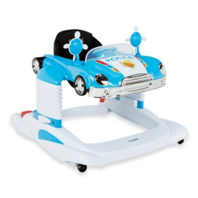 Combi® All-in-One Police Car Mobile Entertainer in Blue