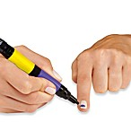 Hot Designs™ 2-in-1 Nail Art Pen in Glitz & Glam