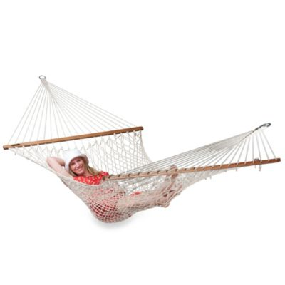 Coolaroo Double Person Cotton Hammock
