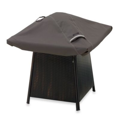 Classic™ Accessories Ravenna Square Fire Pit Cover