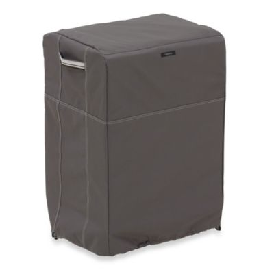 Classic Accessories® Ravenna Square Smoker Cover in Dark Taupe
