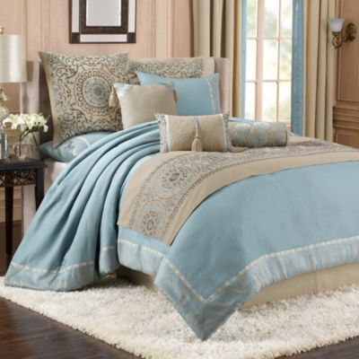 Bombay™ Nayana 5-Piece Reversible Full Comforter Set