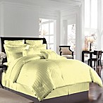 Wamsutta® 500 Damask Comforter Set in Yellow