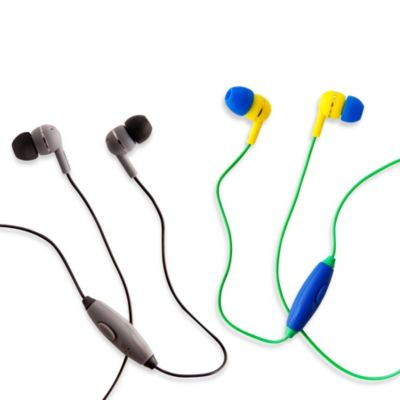 BOOM Spoken Leader In-Ear Headphones