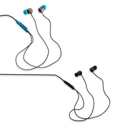 BOOM Commander In-Ear Headphones