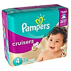 Pampers® Cruisers™ 24-Count Size 4 Jumbo Pack Disposable Diapers