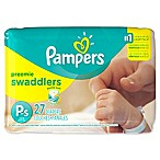 Pampers® Swaddlers Jumbo Preemie 27-Count Diapers