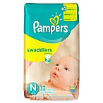 Pampers® Swaddlers™ 32-Count Size 0 Jumbo Pack Diapers