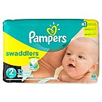 Pampers® Swaddlers™ 32-Count Size 2 Jumbo Pack Diapers