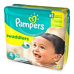 Pampers® Swaddlers™ 23-Count Size 4 Diapers