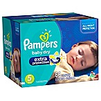 Pampers® Extra Protection™ 66-Count Size 5 Super Pack Diapers