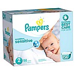Pampers® Swaddlers Sensitive™ 156-Count Size 2 Economy Pack Plus Diapers