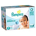 Pampers® Swaddlers Sensitive™ 144-Count Size 3 Economy Pack Plus Diapers