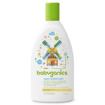 BabyGanics® 12 oz. Say Aahhh! Soothing Vapor Bubble Bath