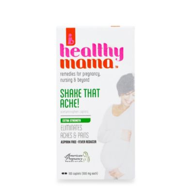 healthy mama™ 100-ct SHAKE THAT ACHE! Pain Reliever Tablets