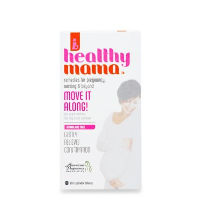 healthy mama™ MOVE IT ALONG! Constipation Relief Tablets