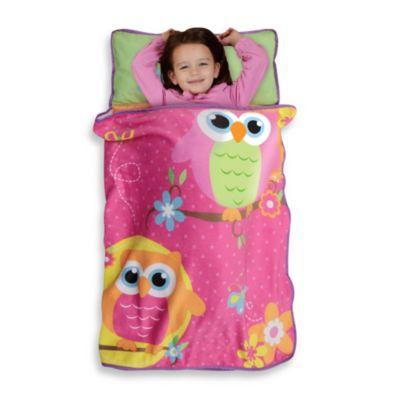 Napmats > Baby Boom Owl Fun Toddler Nap Mat