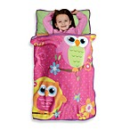Baby Boom Owl Fun Toddler Nap Mat