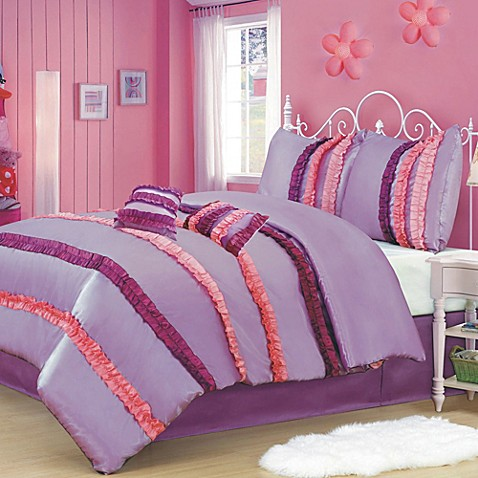 Buy girl s twin bedding sets from bed bath amp beyond