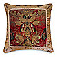 Austin Horn Classics Verona Fancy 20-Inch Square Throw Pillow