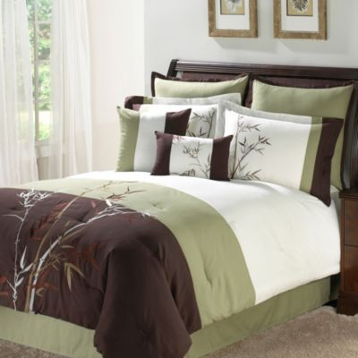Julian 8-Piece Comforter Set
