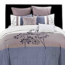 Avery 8-Piece Comforter Set