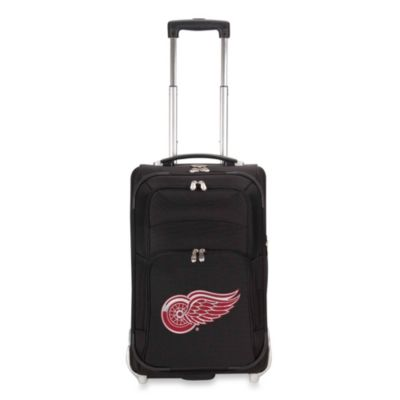 NHL Detroit Red Wings 21-Inch Carry On Bag