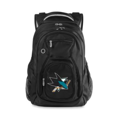 NHL San Jose Sharks 19-Inch Backpack