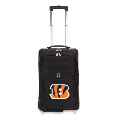 NFL Cincinnati Bengals 21-Inch Carry-On