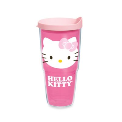 Tervis® Hello Kitty® 24-Ounce Tumbler with Pink Lid