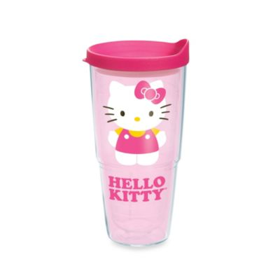 Tervis® Hello Kitty® in Pink 24-Ounce Wrap Tumbler with Pink Lid