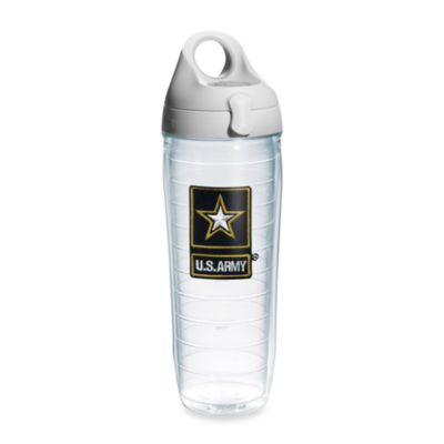 Tervis® U.S. Army 24-Ounce Gold Star Emblem Water Bottle with Lid