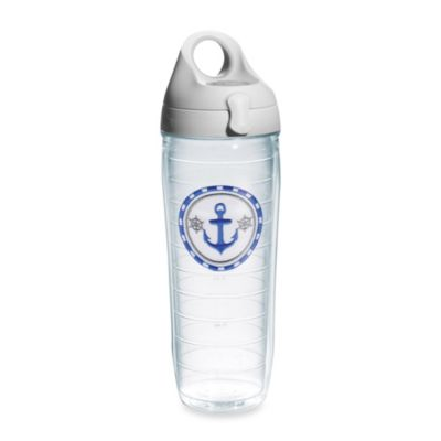 Tervis® Nautical Anchor 24–Ounce Water Bottle with Lid