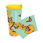 Tervis® Butterfly 24-Ounce Wrap Tumbler with Lid