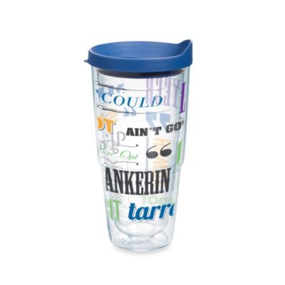 Tervis® Southern Slang 24–Ounce Wrap Tumbler with Lid
