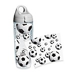 Tervis® Soccer Ball 24-Ounce Wrap Water Bottle with Lid
