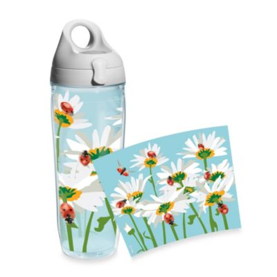 Tervis® Daisy Ladybug 24–Ounce Wrap Water Bottle with Lid