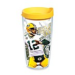 Tervis® Aaron Rodgers 16–Ounce Wrap Tumbler with Lid