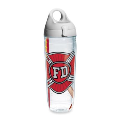 Tervis® Firefighter 24-Ounce Wrap Design Water Bottle