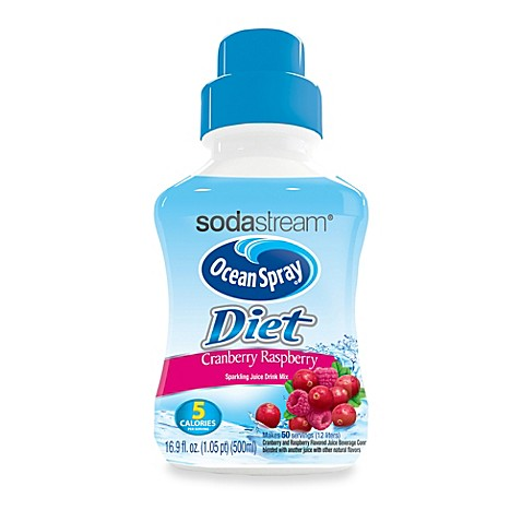 SodaStream Ocean Spray® Diet Cranberry Raspberry Sparkling Drink Mix