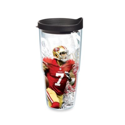 Tervis® NFL San Francisco 49ers Colin Kaepernick 24-Ounce Wrap Tumbler with Lid