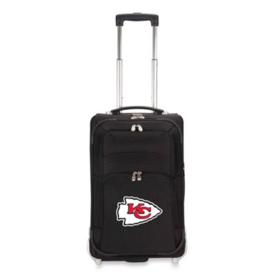 NFL Kansas City Chiefs 21-Inch Carry On