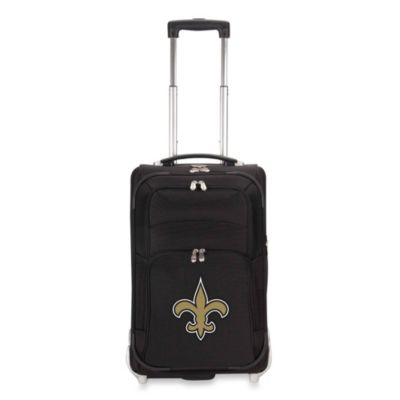 NFL New Orleans Saints 21-Inch Carry-On