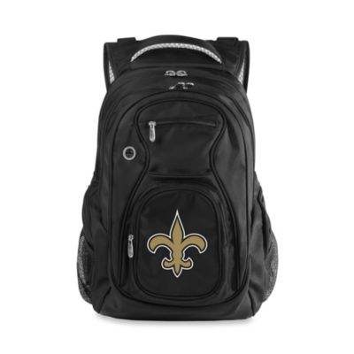 NFL New Orleans Saints 19-Inch Backpack